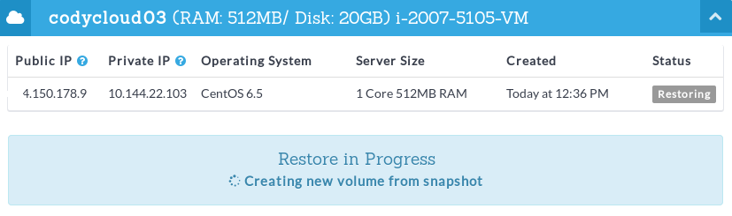 cloud-restore-snapshot-restore-in-progress