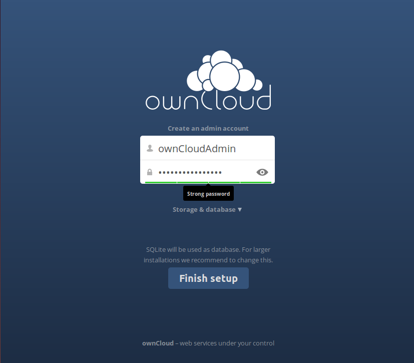 owncloudAdminPass